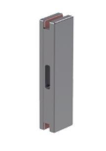 623E50 – Manyetik Kilit Karşılığı – Cam Cama