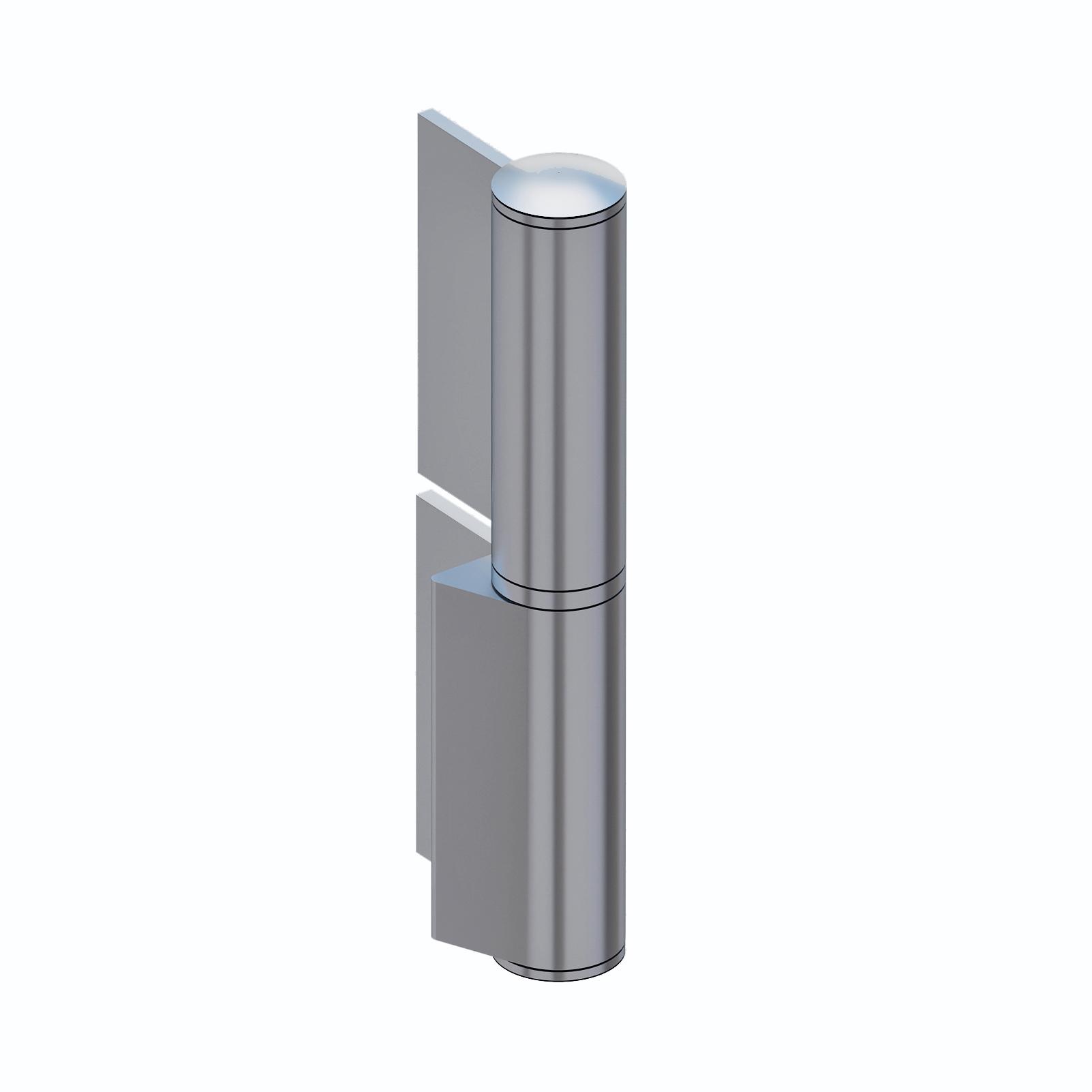 Biloba Evo Frame – Ahşap ve Alüminyum Çerçeveli Kapılar İçin Hidrolik Menteşe