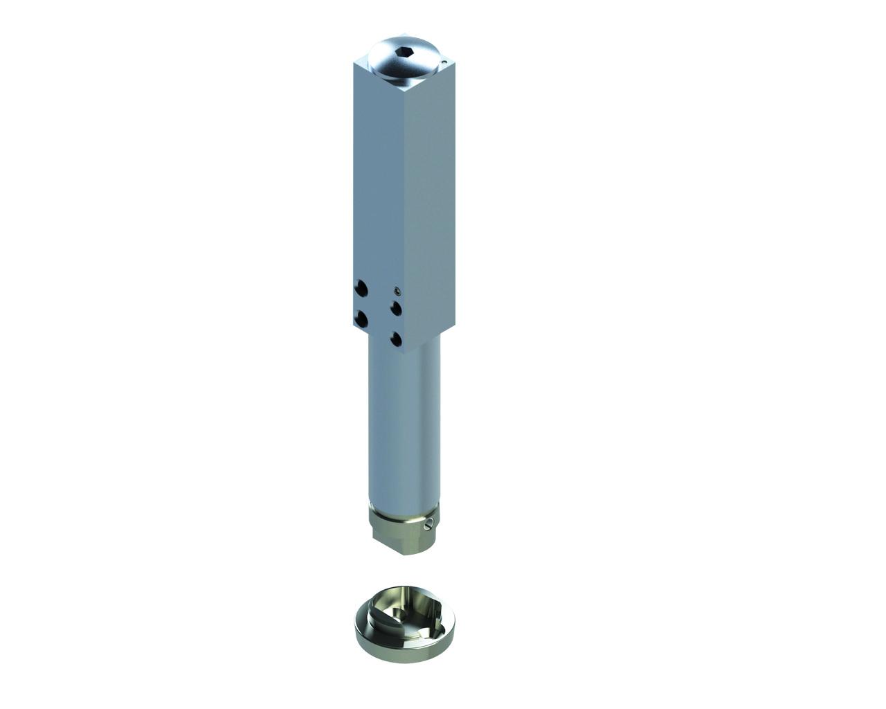 Biloba Evo VELA – Hidden Hydraulic Hinge For Framed Doors With s Stop