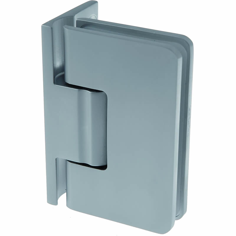 8501 – Clicking Shower Hinge – Glass-Wall – Off-set Wing